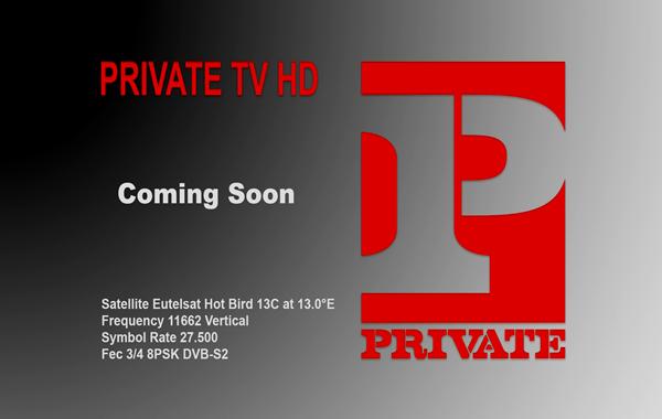 Private TV HD se prepara para emitir en HD | Nowsat